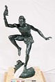 "View Bronze Statue & Base - ""Le Sorcier"" or ""The Charm Doctor"", by Herbert Ward digital asset number 2"