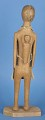 View Carved Wooden Figure Of Woman And Child digital asset number 1