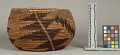 View Decorated Coiled Basketry Bowl digital asset number 5