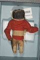 View Painted Wooden Image Or Doll, Dressed digital asset number 1