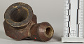 View Inlaid Wooden Pipe Bowl digital asset number 3