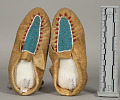 View Child's Moccasins, Pair digital asset number 0
