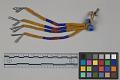 View Tasseled Beadwork With Metal Pendants digital asset number 2