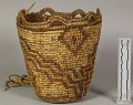 View Coiled Decorated Basket digital asset number 2