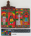 View Painted Icon, Diptych digital asset number 6