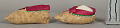 View Child's Moccasins, Old, Pair digital asset number 5
