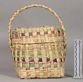 View Handled Basket & Cover digital asset number 2