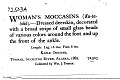 View Woman's Moccasins 2 digital asset number 2
