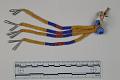 View Tasseled Beadwork With Metal Pendants digital asset number 0