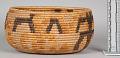 View Oblong Basket-Jar In Coiled Work digital asset number 2