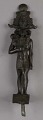 View Bronze Statuette Of Khnum and Stand digital asset number 2