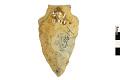 View Stemmed Point, Prehistoric Stone Tool digital asset number 1