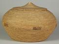 View Storage basket with lid digital asset number 0