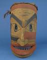 View Mask, Wooden digital asset number 3