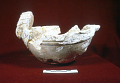 View Stone Round Effigy Bowl digital asset number 1