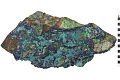 View Carbonate Minerals Azurite with Malachite digital asset number 3