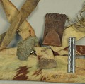 View Bow and Case, Quiver and 3 Arrows digital asset number 2