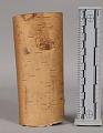View Birch-Bark Scroll, Writing digital asset number 0