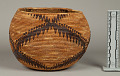 View Coiled Basketry Dish digital asset number 1