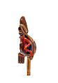 View Carved Rattle (Shisha) digital asset number 6
