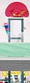 "View Skeleton Figure: Standing ""Calavera Mariachi"" digital asset number 1"