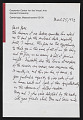 View Dore Ashton papers digital asset: Arnheim, Rudolf