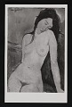 View Research material on Amedeo Modigliani digital asset: Reproductions of Works of Art