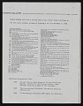 View Thomas Downing papers digital asset: Biographical Outlines and Resume