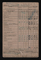 View Reginald Gammon papers digital asset: Report Card