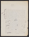 View Peter and Rose Krasnow papers digital asset: Autobiography - Typescript (Pages 1-88)