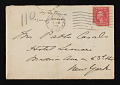 View Susan Metcalfe and Pablo Casals letter collection digital asset: Letters