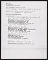View Terry Dintenfass, Inc. records digital asset: Pease, David, Correspondence