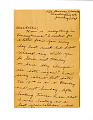 View Fractious Family Papers digital asset: Letter to Bobbie from Blanche