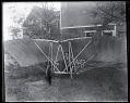 View Early Boston Area Aviation Photography digital asset: Santos-Dumont 20 Demoiselle Type, American Homebuilt Version