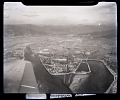 View NOTSNIK Videotape and Hiroshima Photographs digital asset: Hiroshima (black and white, original 5.2 inch cut roll negatives and modern 4 x 5 inch prints)