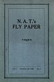 "View Elbert W. Proctor Collection digital asset: ""N.A.T.'s Fly Paper"" Vol. I, No. 3"