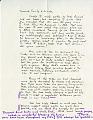 "View Geraldyn ""Jerrie"" M. Cobb Collection [Gawey] digital asset: Correspondence"