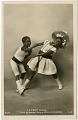 View Le Cake Walk [sic] / Danse au Nouveau Cirque, Les Enfants Negres, 142/9 [postcard] digital asset: Le Cake Walk [sic] / Danse au Nouveau Cirque, Les Enfants Negres, 142/9 [postcard]