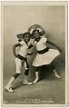 View Le Cake-Walk / Danse au Nouveau Cirque, Les Enfants Negres, 142/8 [postcard] digital asset: Le Cake-Walk / Danse au Nouveau Cirque, Les Enfants Negres, 142/8 [postcard]