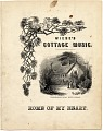 View Sam DeVincent Collection of Illustrated American Sheet Music, Series 9: Domestic and Community Life digital asset: Domestic and Community Life