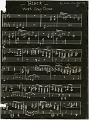 View Ruth Ellington Collection of Duke Ellington Materials digital asset: BLACK, BROWN AND BEIGE