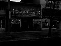 View Ewell's Barber Shop [exterior] black-and-white photonegative] digital asset: untitled