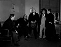 View Group of civil rights strategists: Atty. Chas. Houston, J. Finley Wilson, and John P. Davis [cellulose acatate photonegatives] digital asset: untitled