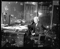 View Dr. Alaine [sic] Locke, Nov[ember] 1949 [cellulose acetate photonegative] digital asset: untitled