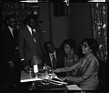 View Bus[iness] League Dinner [District of Columbia Chamber of Commerce 37th Annual Installation and Awards Dinner, ca. 1970-1979 : cellulose acetate photonegative] digital asset: untitled