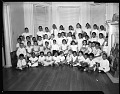 View Mrs. Howard's Nursery School, May 1960 [cellulose acetate photonegative] digital asset: untitled