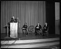 View Civil Rights Conference at H.U. [Howard University], Nov[ember] 1963 [cellulose acetate photonegative] digital asset: untitled