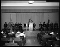 View H.U. [Howard University] Med[ical] School Honors and Awards day, Nov[ember] 11, 1963 [cellulose acetate photonegative] digital asset: untitled