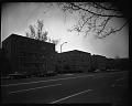 View Winston Childs, Views of Aspen Court Apartments, April 22, 1964 [cellulose acetate photonegative] digital asset: untitled