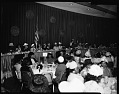 View H.U. [Howard University] Mothers Day luncheon at International Inn, May 1964 [cellulose acetate photonegative] digital asset: untitled